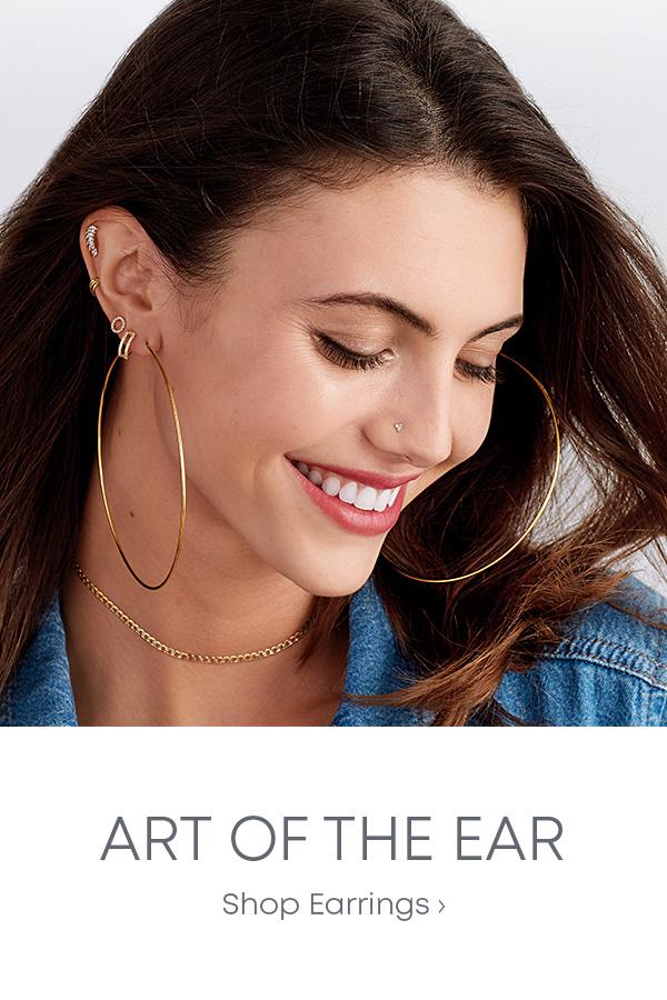 7728679ff ART OF THE EAR. Shop Earrings