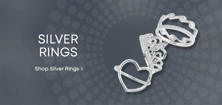 e04a838a9 Silver Rings. Elegant, Affrodable Everyday Style. Shop Silver Rings >