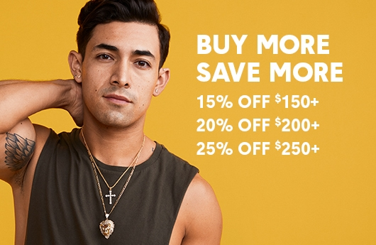 Buy more save more!. Discount applied at checkout. Shop Now